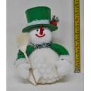 Om de zăpadă 25cm